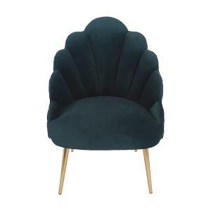 Jade Green Megan Tulip Chair