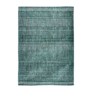 Aztec Forest Green rug