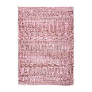 Aztec Rug Dusky Pink