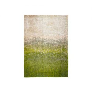 Cool Breeze Verdant green rug