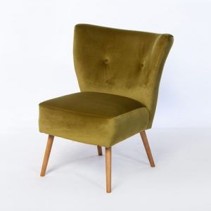 Camden Chair Acid Green