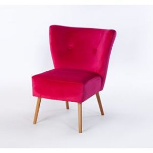 Camden Chair Hot Pink