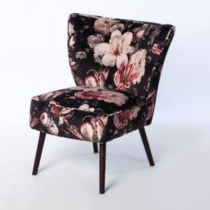 Portobello Chair Dramatic Rose