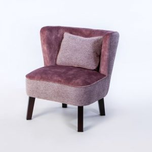Respire Tub Chair Dusky Pink