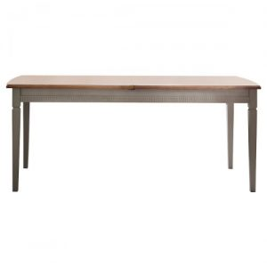 Hanley Dining Table – Taupe